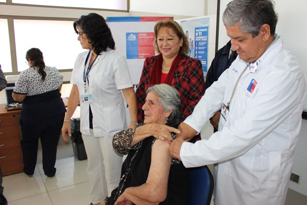 Se extiende el plazo de campaña de vacunación contra la influenza