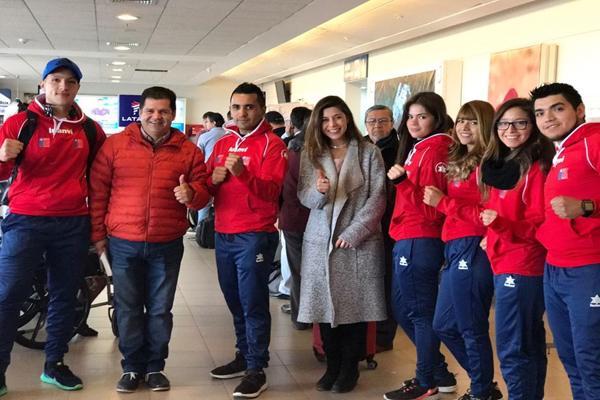Atacameños competirán en III Juegos Deportivos Nacionales y II Juegos Deportivos Paranacionales