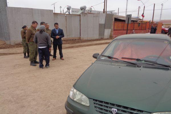 Fiscalía indaga fallecimiento de  conductor de vehículo en la vía pública