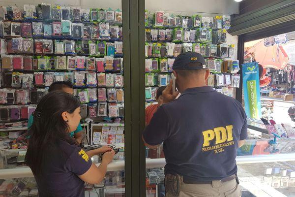 PDI detecta 39 extranjeros en situación irregular en Copiapo