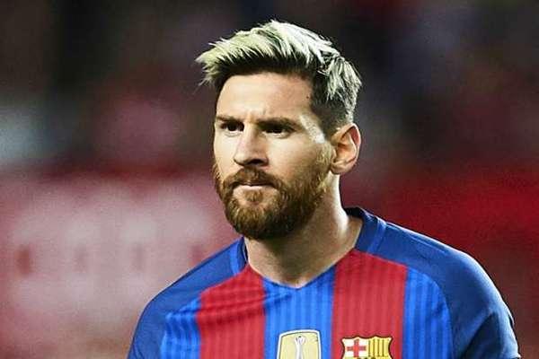 Messi dona un millón de euros a recintos hospitalarios para combatir el coronavirus