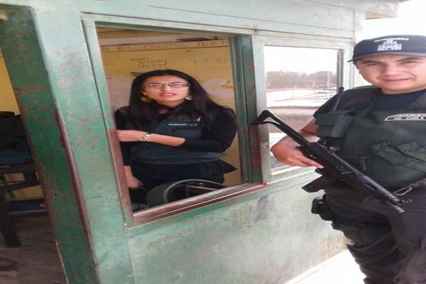 Profesionales evalúan salud mental de los funcionarios de guardias armadas de Gendarmeria