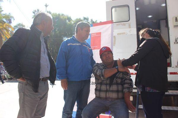 Adultos mayores, embarazadas y menores de 5 años son los que menos se han vacunado en Atacama