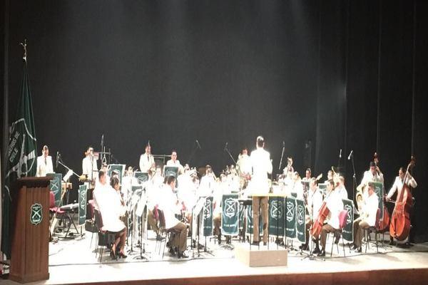 Orfeón Nacional y BIG BAND de Carabineros se presentan en Copiapo