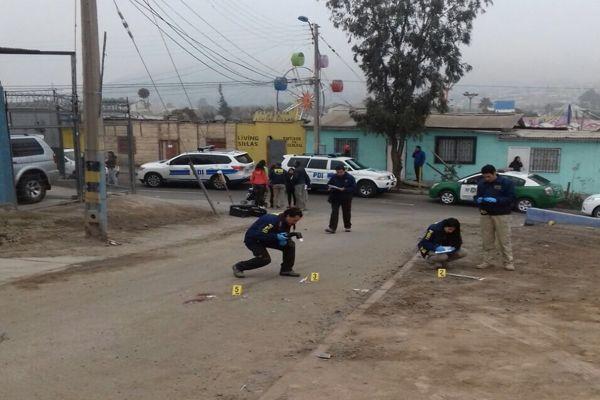 PDI aclara homicidio ocurrido esta madrugada en Copiapo