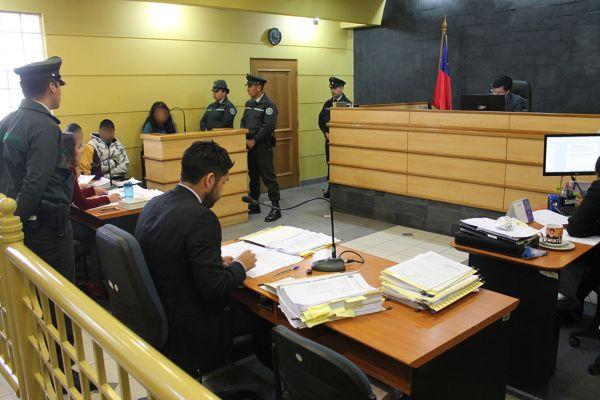 Fiscalía formalizó delito de homicidio e imputados quedaron en prisión preventiva