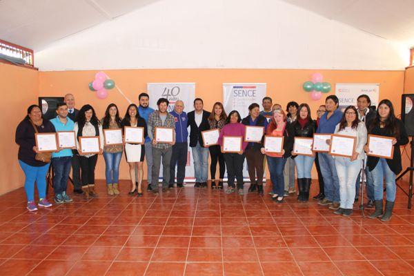 Vecinos de La Pampa se capacitan en alfabetización digital
