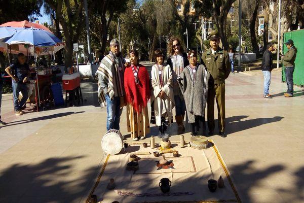 Carabineros adhiere a celebración de solsticio de invierno