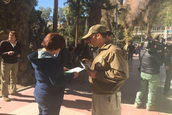 SEBV Atacama llama a reforzar medidas de prevención para evitar el robo de vehiculo