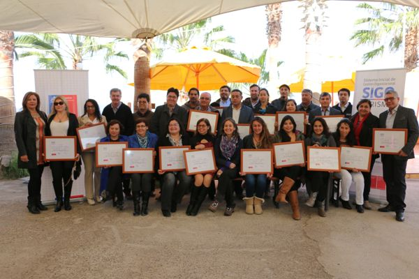 Programa Sigo certifica a empresarios turísticos de Caldera