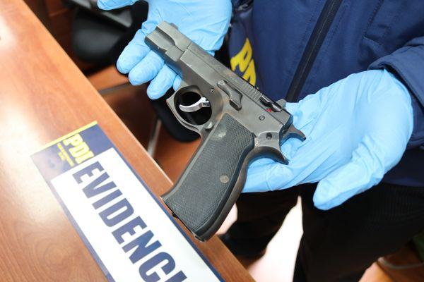 PDI incauta arma de fuego tras investigación por amenazas en Copiapo