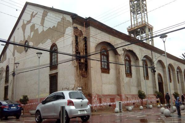 Lluvias en Vallenar no han producido emergencias mayores