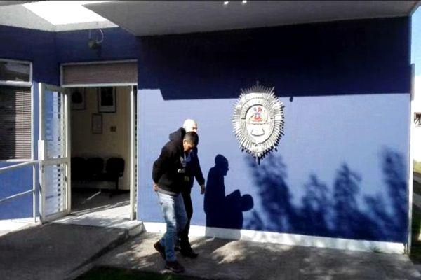 PDI Atacama detuvo a sujeto que agredió a otro con un cuchillo militar en Vallenar