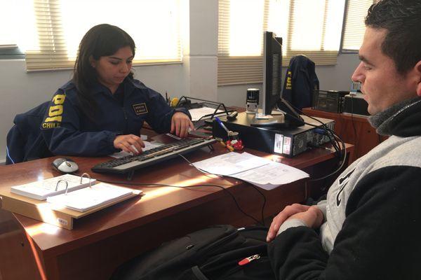 Departamento de extranjeria y policia internacional se traslado a nuevas instalaciones en el centro de CopiapoE