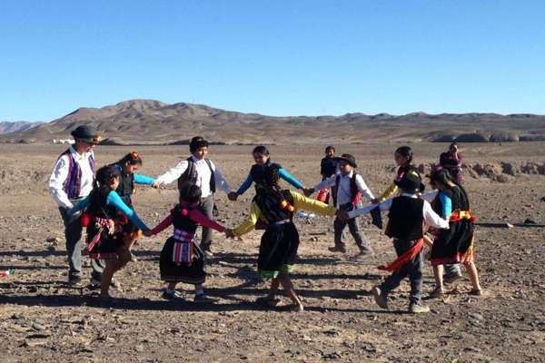 Bienes Nacionales entregó territorio a comunidades indígenas