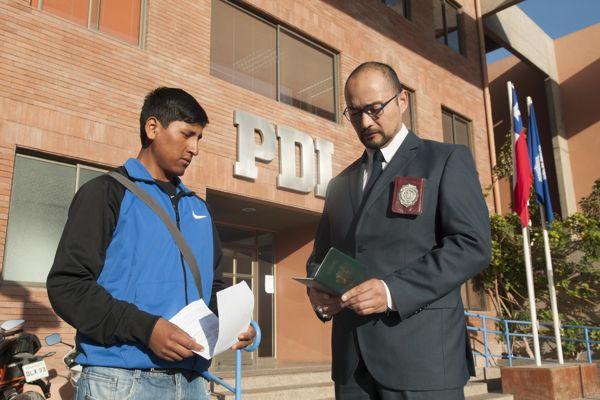 PDI Atacama detecto a siete extranjeros ilegales en fiscalizaciones realizadas en la zona
