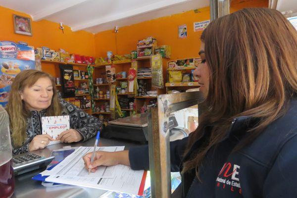 Cómo se obtienen los datos del empleo en Atacama
