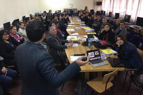 Un innovador programa educativo para el siglo XXI llega  a la región de Atacama