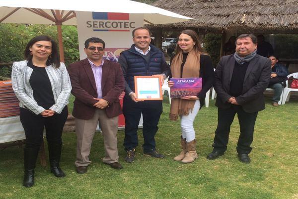 73 micro empresas de la provincia de Copiapó reciben apoyo y fortalecen sus emprendimientos con apoyo del Gobierno