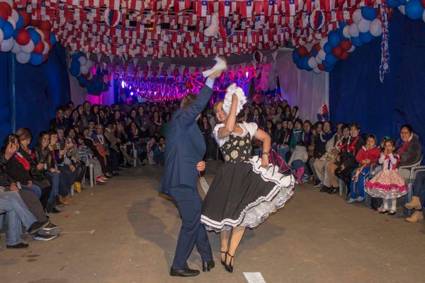 Con gran convocatoria Freirina celebro Fiestas Patrias