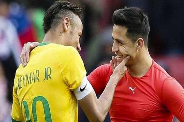 En Brasil los hinchas piden una derrota contra los chilenos para dejar fuera Agentina