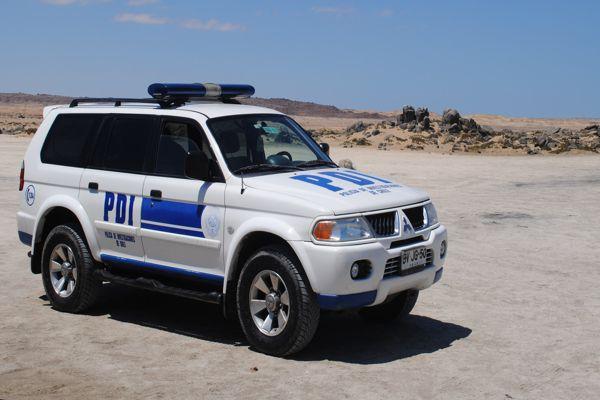PDI investiga hallazgo de osamentas humanas en Chañaral de Aceituno