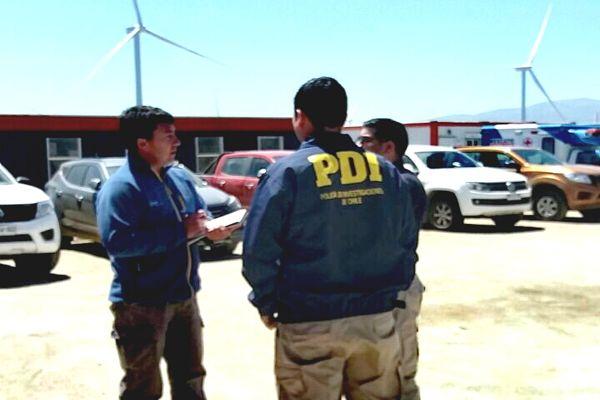 PDI de Vallenar realiza operativo de extranjería en Bahía Sarco