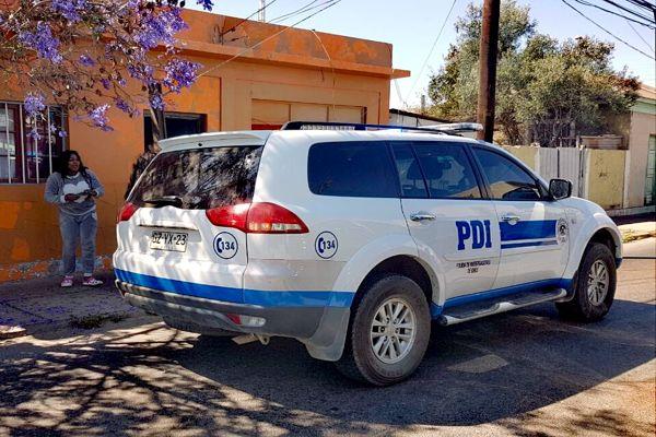 Control migratorio de la PDI en Vallenar termina con 7 extranjeros infractores