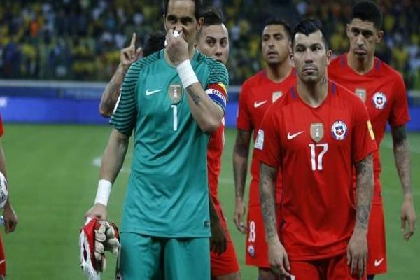 """Rueda adelanta los rivales con que la """"Roja"""" iniciaría las Clasificatorias a Qatar 2022"""