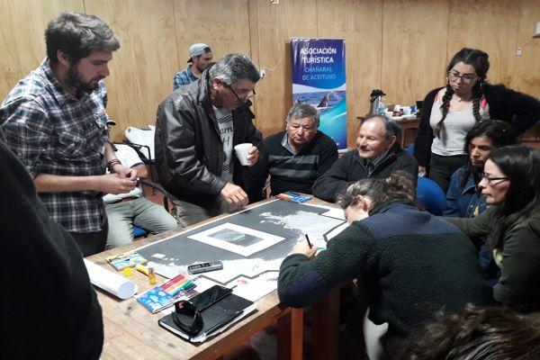Consejo de la Cultura da inicio a valioso  convenio por Patrimonio Chango
