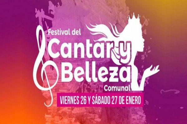 Bases festival del cantar y elección de reina comunal año 2018 en Chañaral