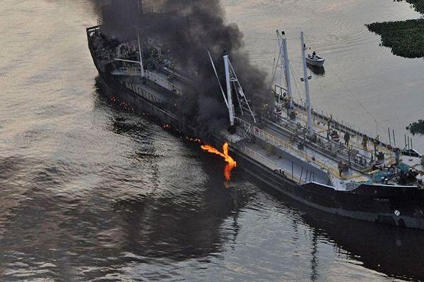 Colisión de dos buques frente a la costa de China deja 32 personas desaparecidas
