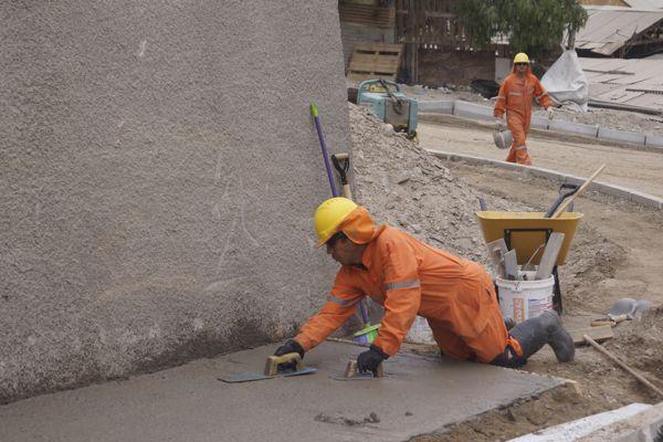 Actividad de la construcción creció 3,4% anual durante noviembre en Atacama