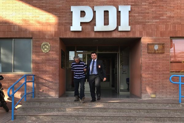 PDI esclarece delito de abuso sexual