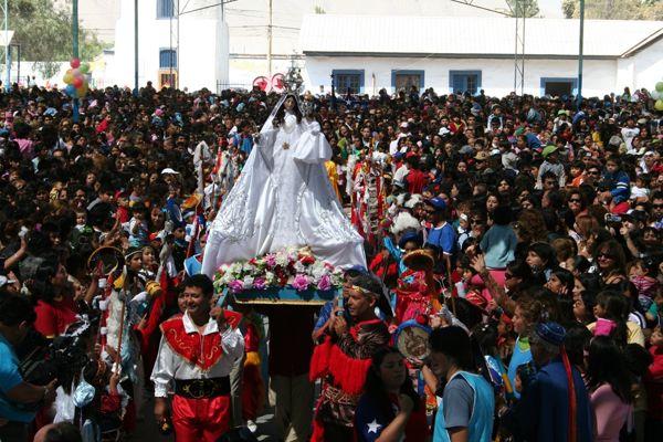 Modificaciones de Tránsito y Servicios de Transporte Público  con Motivo de las Festividades de La Candelaria