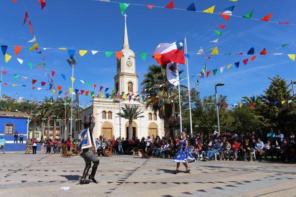 Vecinos de Freirina celebran el día del patrimonio