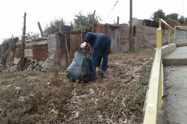 Municipalidad de Freirina llama a denunciar a quienes provoquen microbasurales en la comuna
