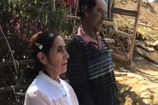 Abuelos de niña secuestrada en Licantén fueron detenidos por tráfico de drogas