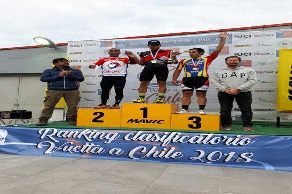 Ciclista Benjhamil Fernandez se recupera de sus lesiones