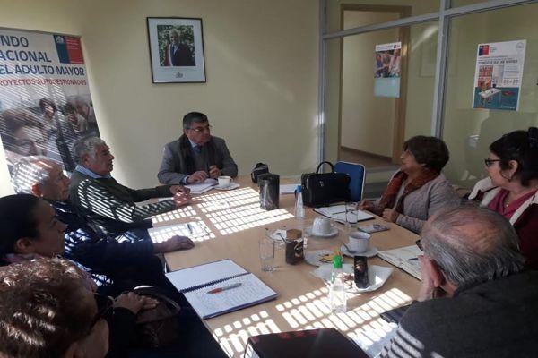 """Seremi de Desarrollo Social """"El Defensor Mayor ayudará a defender los derechos de los Adultos Mayores"""""""