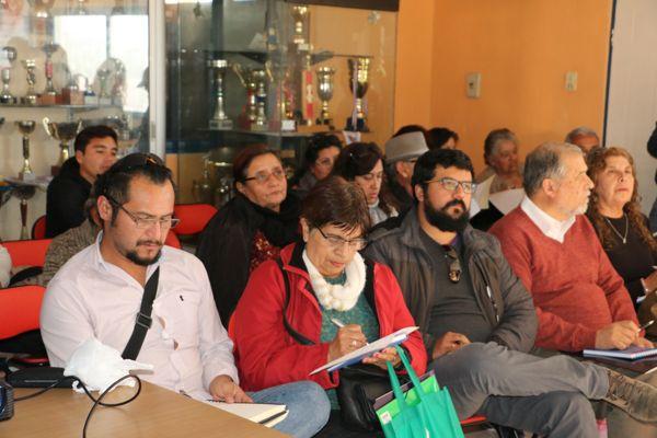 Difunden fondo de fortalecimiento para organizaciones en CalderaI