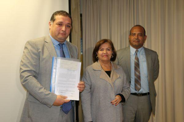Municipio de Caldera recibe recursoso FNDR