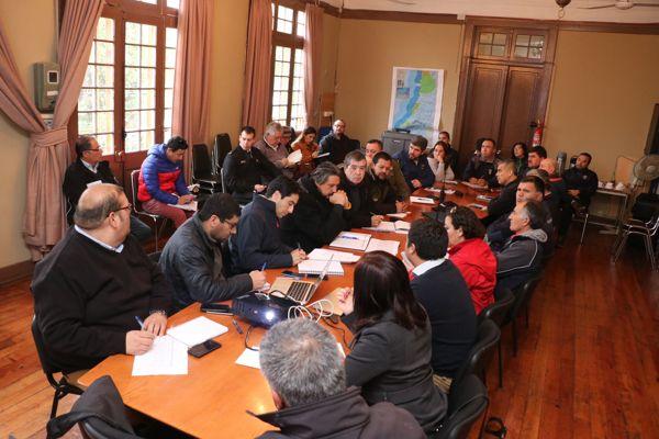 Provincia de Huasco se prepara para la llegada de las primeras lluvias del año