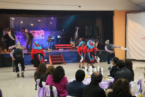 Agrupación cultural club de cueca Algarrobo está de aniversario