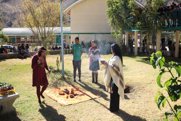 Se celebró el año nuevo indígena en Alto del Carmen