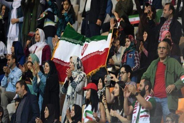 Irán prohíbe a familias ver partidos mundialistas de su selección en espacios públicos