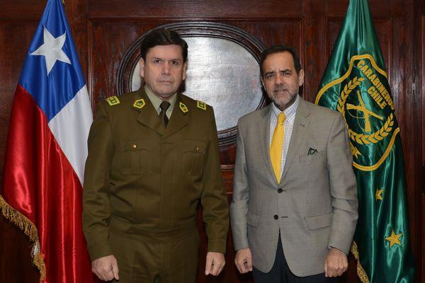 Diputado Mulet (FREVS) solicita la construcción de dos nuevos cuarteles y mayor dotación policial para Atacama.