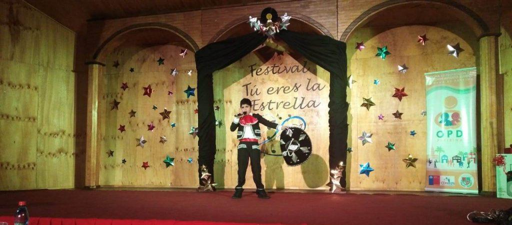 En Freirina realizaron la primera versión del talento infantil 2018