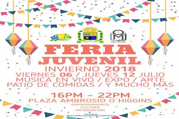 Feria Juvenil de Invierno atrae con innovadores proyectos en Vallenar