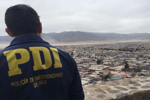 PDI ubica a menor de 15 años en Chañaral